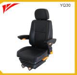 Assentos do condutor de autocarro da tampa do couro da fonte de China