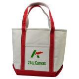 Segeltuch Tote Bag mit Customer Logo