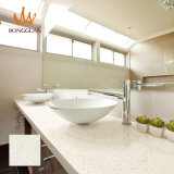 Vanity Top (QG206)를 위한 최신 Sale White Color Artificial Marble