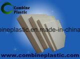 La buona qualità ha spumato strato del PVC come materiale pubblicitario di plastica