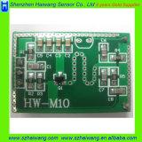 Microonda Doppler Radar Detector Sensor Module para 10.525GHz (HW-M10)