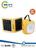 Lanterne extérieure d'énergie solaire de DEL