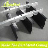 Soffitto di alluminio alla moda dello schermo della fetta