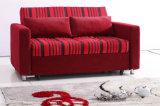 ホーム家具の居間の家具折るファブリックソファーベッド