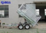 Reboque agricultural hidráulico econômico que derruba a venda do reboque (HTT95)