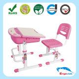 金属およびWood Child Study Height Adjustable Table