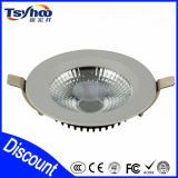 Alto T-5 luminoso di alluminio LED messo PANNOCCHIA Downlight