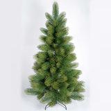 Decoração interna plástica articulada do uso de /Outdoor da árvore de Natal do PE artificial