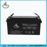 12V 150ah Solar Maintenance Free Sealed Lead Acid Rechargeable Battery