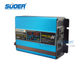 Suoer 1000W DC 12V 220V 붙박이 태양 관제사 (SUS-1000A)를 가진 자동 태양 에너지 변환장치