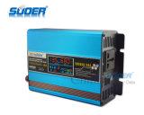 Inversor solar solar interno da C.C. 12V do controlador do inversor 1000W da potência de Suoer auto (SUS-1000A)