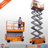 Cer-Qualitäts-Arbeitsbühne-selbstangetriebene elektrische Scissor Aufzug