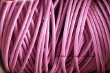 China fêz a cor-de-rosa do cabo de LAN 1000FT do preço de fábrica UTP Cat5e