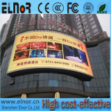 Alta pantalla de visualización a todo color al aire libre impermeable de LED P10