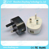 Portable Travel 5V 2.1A Dual USB Wall Charger AC Adapter (ZYF9029)