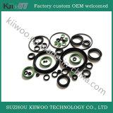 Joint circulaire de Rubbe anneau de joint moulé par silicones de constructeur