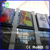 Outddor LED Acrylic Sign für Movie Poster Display