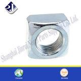 Noix carrée de finition de zinc de la pente 5 d'Asme