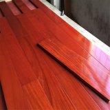 Balsamo, Quina, Cabreuva, pavimentazione costruita di legno solido