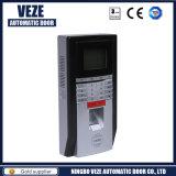 Контроль допуска фингерпринта дверей Veze автоматический