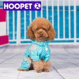 Le chien imperméable à l'eau de concepteur enduit l'habillement de chien de Pitbull