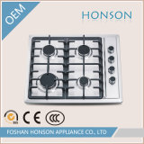 Cucina Equipment Stainless Steel con Safety Device Gas Hob