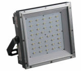 50W / 70W / 100W / 120W / 140W LED carré Highbay Light Bridgelux LED Chips Meanwell LED Driver 5 ans de garantie