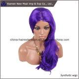 Bella parrucca sintetica dei capelli per la signora