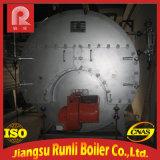 Industrie-Gas und ölbefeuerter Warmwasserspeicher und Dampfkessel (WNS)