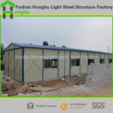 Casa móvil de emparedado de la casa prefabricada estándar del panel para vivir