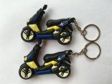 PVC Key Chain Plastic Promotional 3D Fashion высокого качества (kc-066)