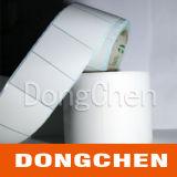 Autoadesivo in bianco di carta sintetico autoadesivo dei pp per stampa del getto di inchiostro