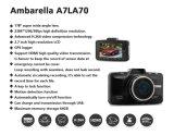 Carro DVR G98 de Ambarella A7 1296p com GPS