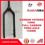 中国の完全なカーボンファイバーの脂肪質のバイクのFramesetカーボンFatbike Frameset