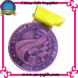 Qualité Customized Trophy Medal avec 3D Logo