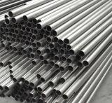 Edelstahl-Leitschiene mit Stahlrohr