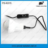 Indicatore luminoso portatile ricaricabile della casa di energia solare con il carico del telefono (PS-K015)
