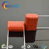 Metalizado Ploypropylene Film Capacitor (CBB22) com todos os tipos e tamanho Real