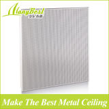 Hotsale 600 * 600 folhas de alumínio do teto