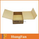 Schwarzes gedruckter Packpapier-Paket-Kasten für elektronische Produkte