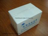 Cadre quatre ouvert avec le cadre ondulé de rotation de boîte en plastique de Printing/PP pour Dringking et nourriture