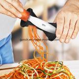 Резец Slicer Spirelli терки Julienne закрутки спиральн Vegetable