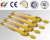 Anhebender hydraulischer industrieller Zylinder