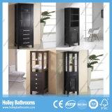 Unidade moderna excelente do banheiro do lado da madeira compensada do estilo americano (SC114W)