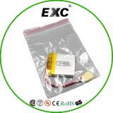 3.7V 420mAh batería recargable Exc503030 de polímero de litio
