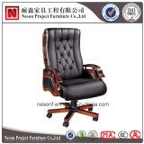 Présidence de salon exécutive de cuir de meubles de bureau (NS-BC013)