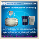 1: Tyre Moldのための1混合のRation Silicone Rubber