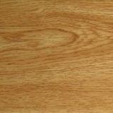 Plancher rouge de stratifié de cerise avec l'épaisseur de 8mm ou de 12mm