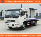 Dongfeng 4X2 Plattformwrecker-LKW
