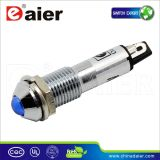 Sale caldo LED Indicator Light, Pilot Lamp 220V (XD8-2)